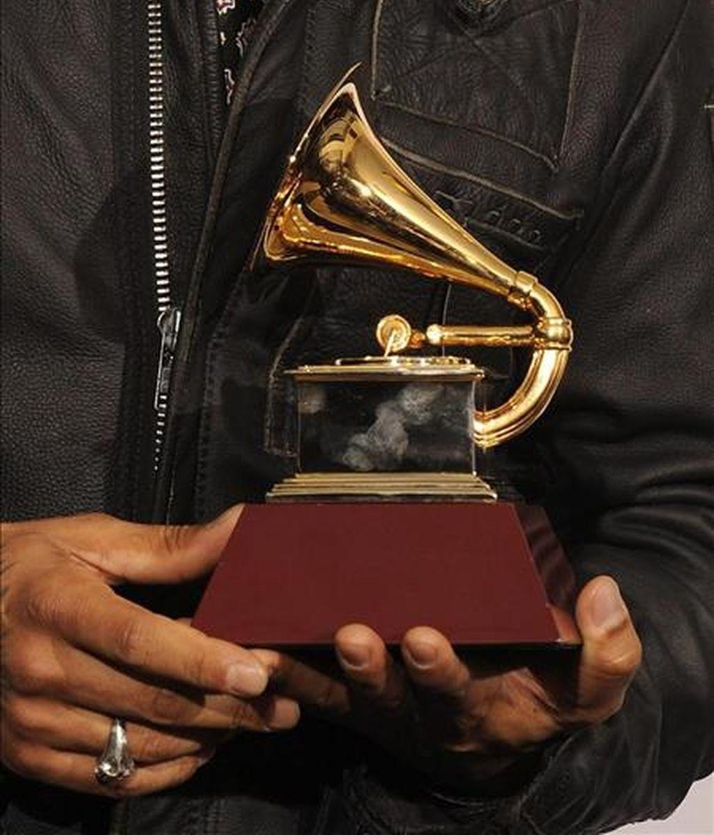La ceremonia de los Grammy se celebrará el 13 de febrero en el Staples Center, de Los Ángeles. EFE/Archivo