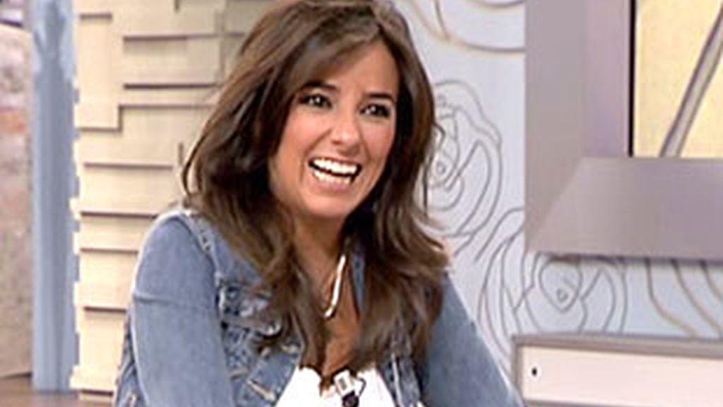 Ana Rosa entrevista a Carmen Alcayde