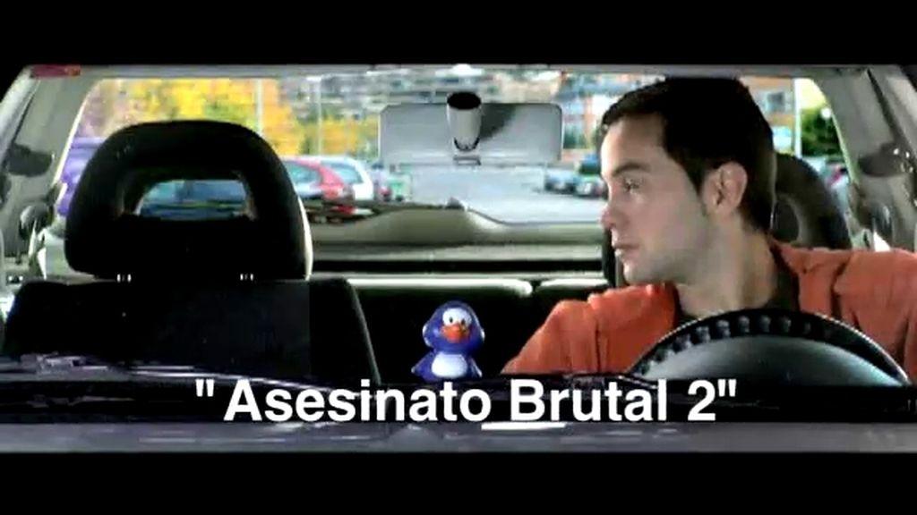 La pareja 1x02: 'Asesinato brutal 2'