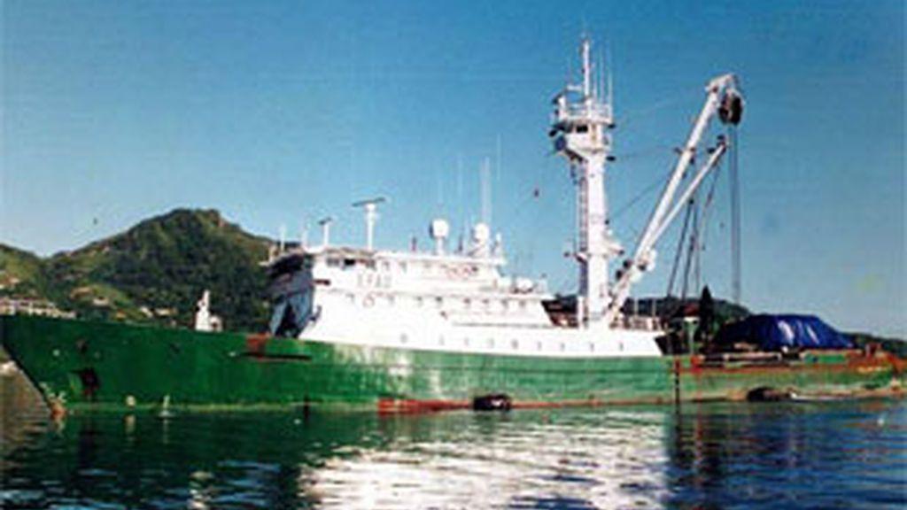El atunero vasco 'Felipe Ruano' en una imagen de archivo