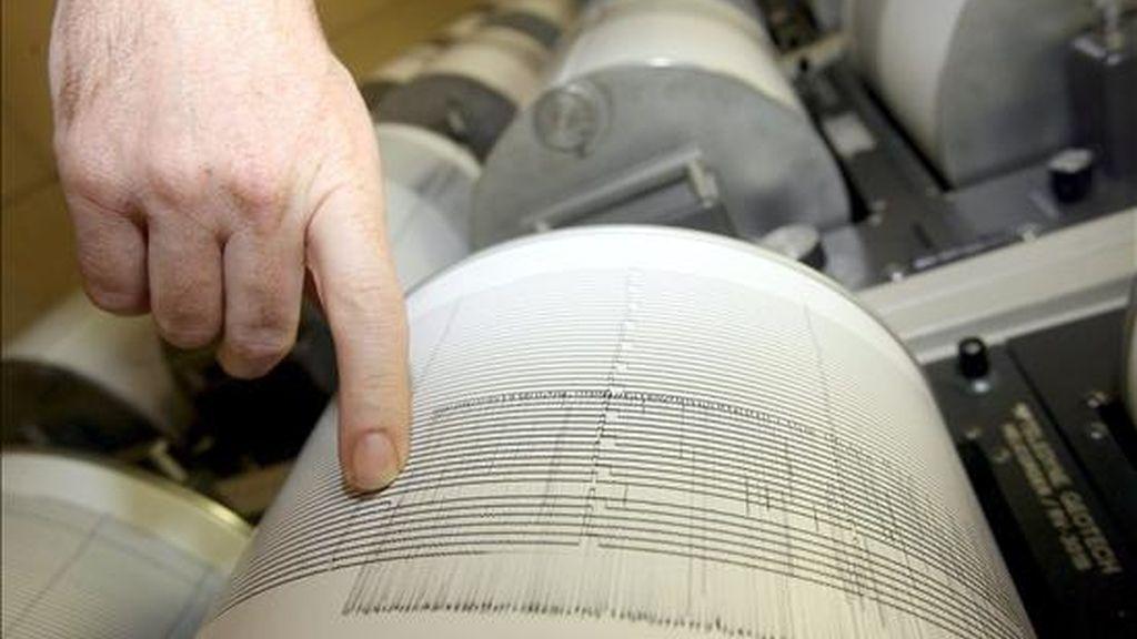 El Instituto Geofísico (IG) de la Escuela Politécnica Nacional no tiene reportes de que el sismo hubiera sido sentido por la población. EFE/Archivo