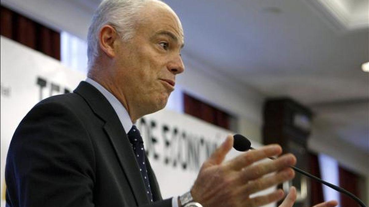 El secretario de Estado de Economía, José Manuel Campa. EFE/Archivo