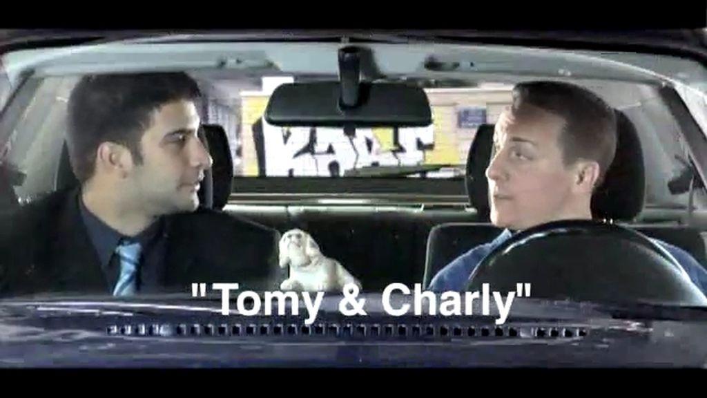 Los colegas 1x02: 'Tomy & Charly'