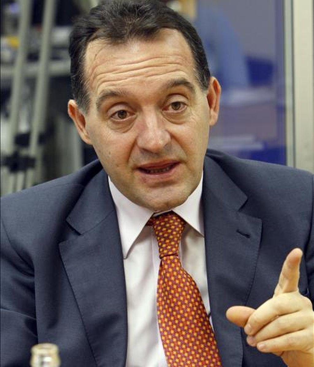 El director de la Agencia Española de Protección de Datos (AEPD), Artemi Rallo. EFE/Archivo