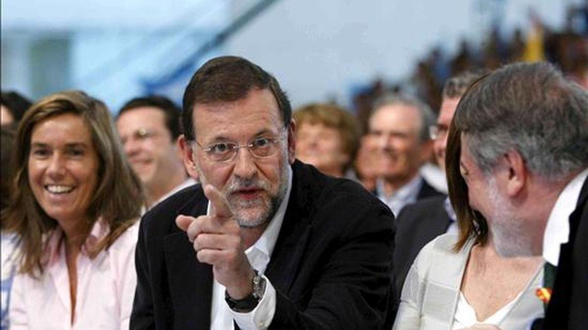Cierre de campaña del PP. Vídeo:Informativos Telecinco