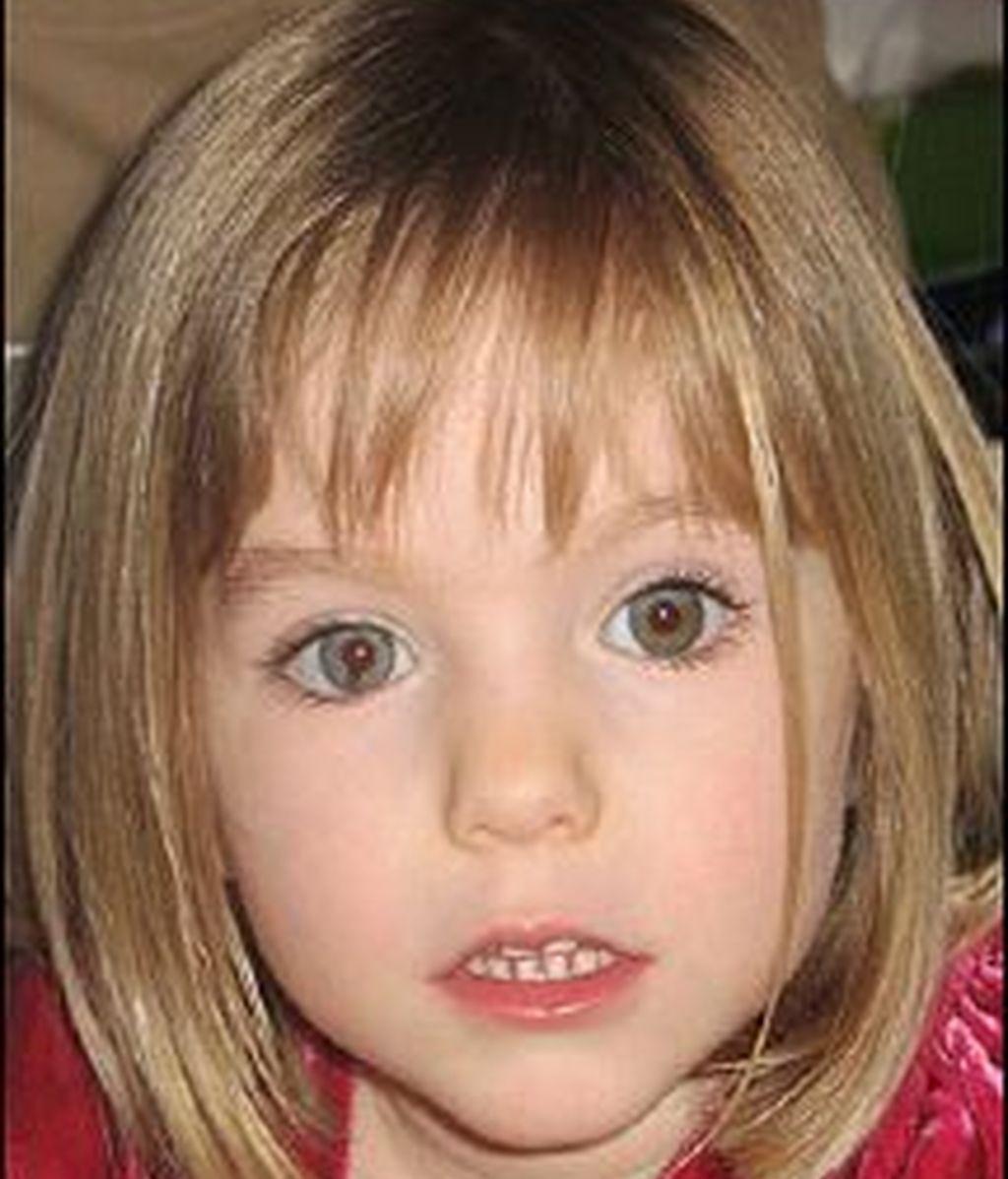 La pequeña Maddie desapareció el 7 de mayo de 2007. Foto The Sun