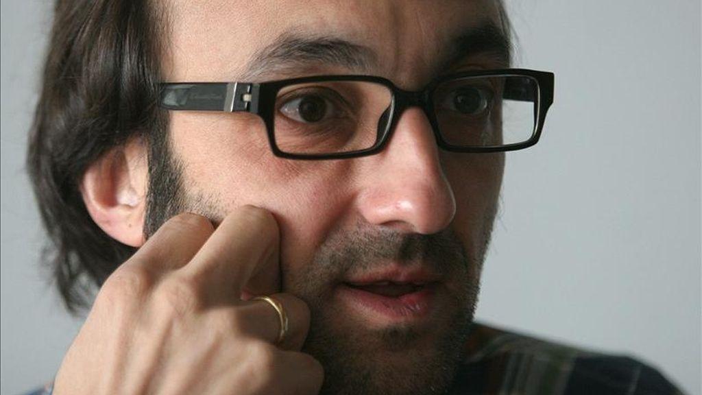 El escritor Agustín Fernández-Mallo. EFE/Archivo