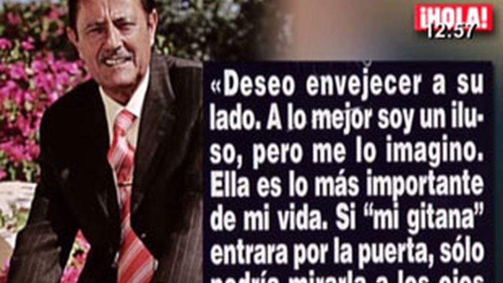 """Julián Muñoz: """"Quiero recuperar a Isabel porque la quiero con toda mi alma"""""""
