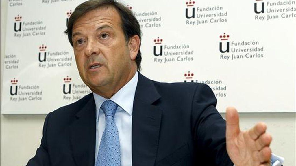 El director del Centro Nacional de Inteligencia (CNI), Alberto Saiz. EFE/Archivo