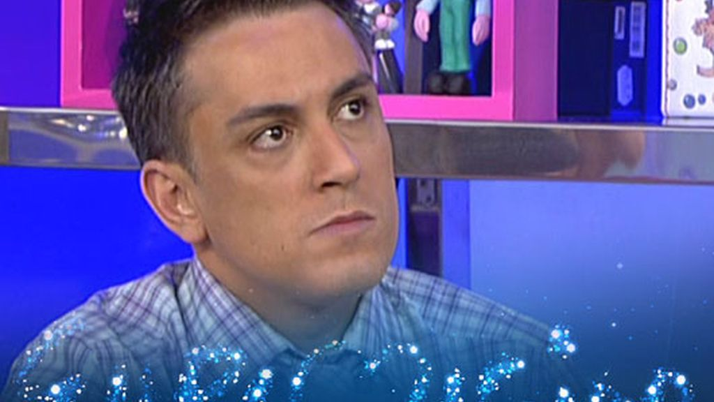 Kiko Hernández aún no ha superado la primera fase del casting de Eurovisión