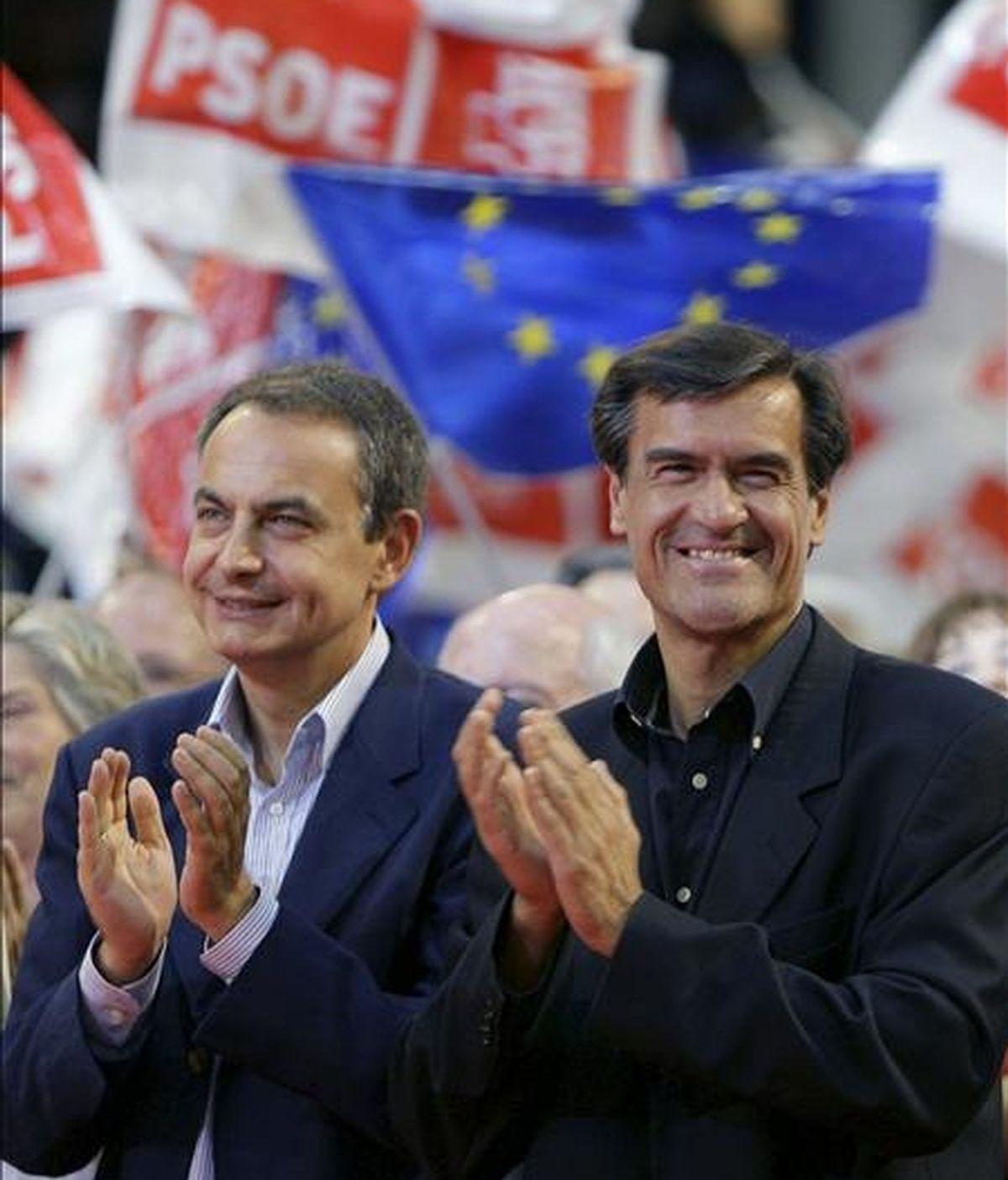 Cierre de campaña del PSOE. Vídeo:Informativos Telecinco