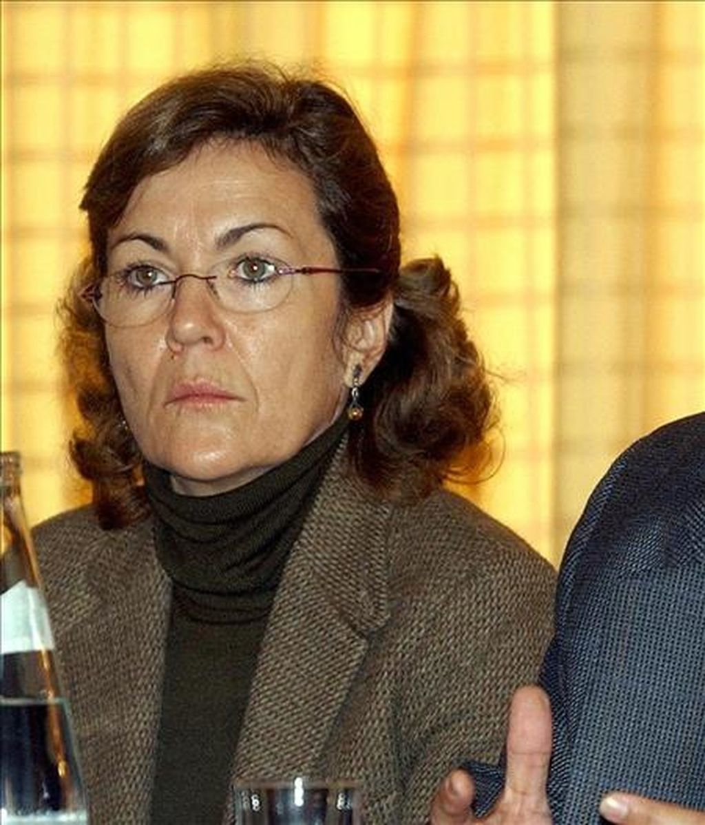 La presidenta del Consejo Escolar del Estado, Carmen Maestre. EFE/Archivo