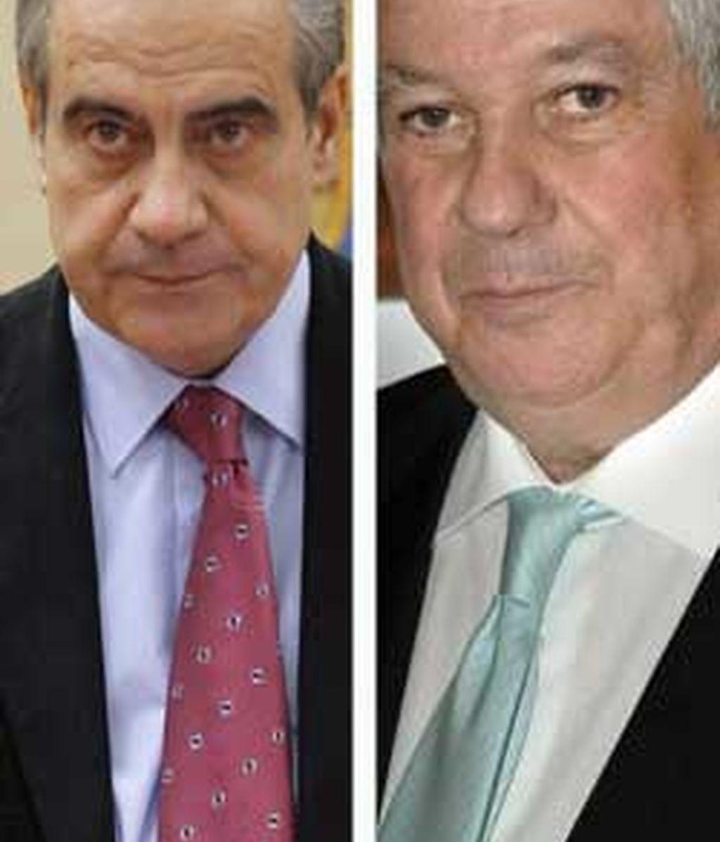 Celestino Corbacho ha criticado duramente la medida presentado por el presidente de CEIM, Arturo Fernández. Foto: EFE