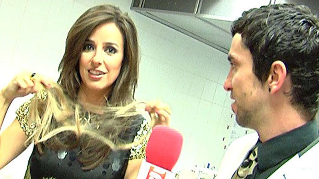El making of de la gala 20 aniversario de Telecinco