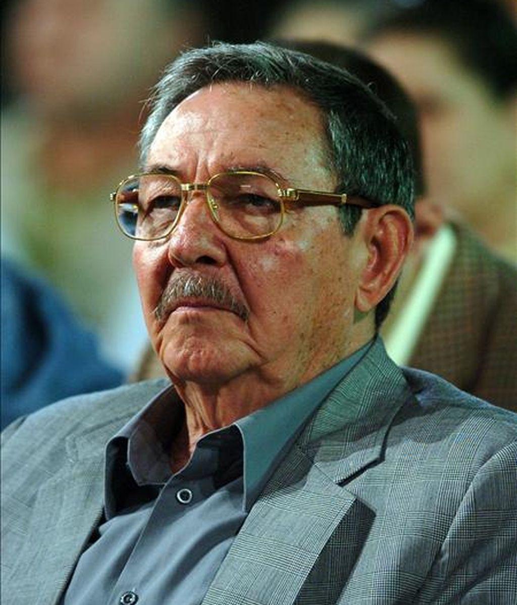 El mandatario cubano no se refirió a otros temas que se están abordando en Managua.  EFE/Archivo
