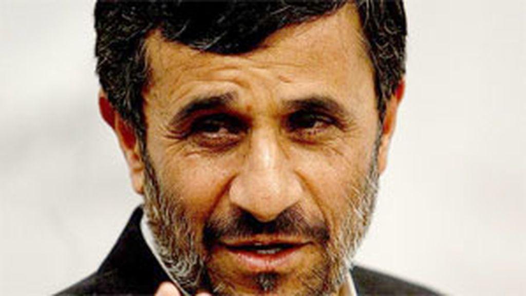 El presidente de Irán, Mahmud Ahmadineyad. Foto: AP.