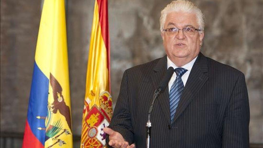 El decreto ejecutivo señala que la prórroga obedece a una petición en ese sentido efectuada por el presidente de la Asamblea, el oficialista Fernando Cordero. EFE/Archivo