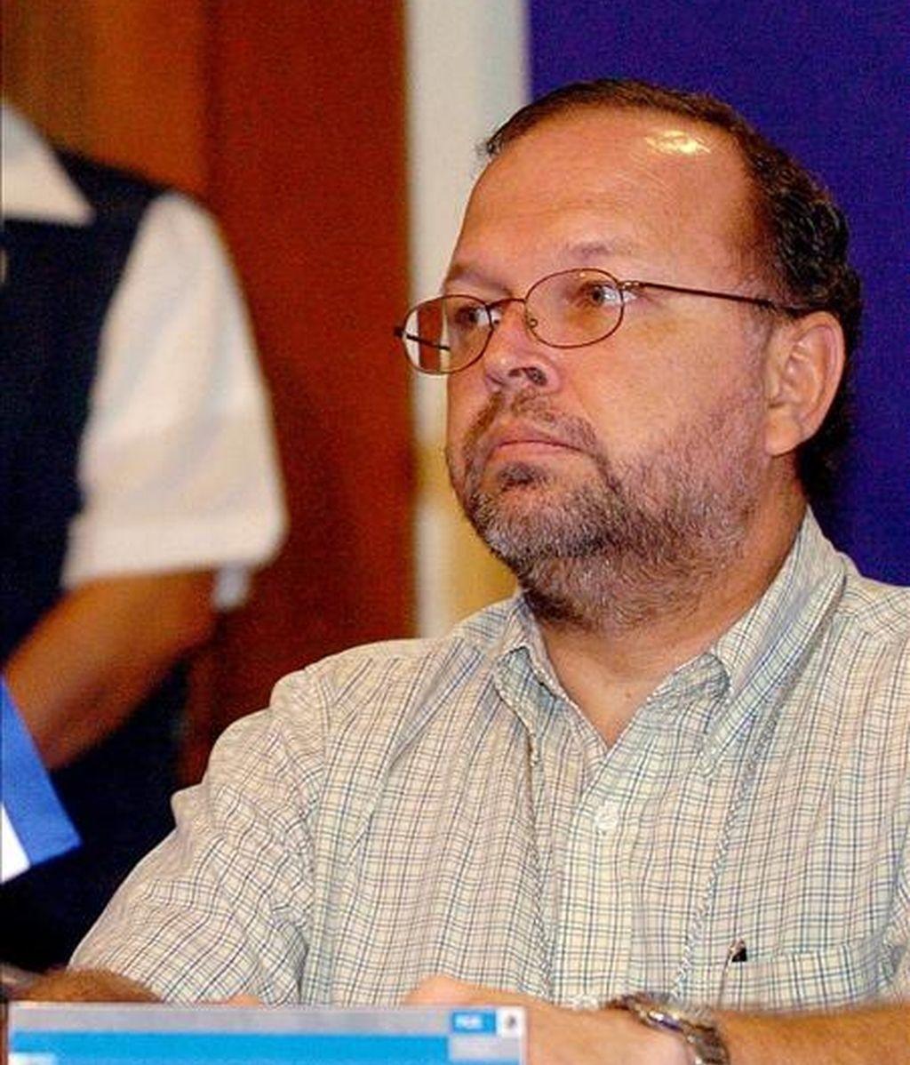 Varios medios locales informaron hoy que Francisco Dall'Anese aceptó el puesto en la Cicig, pero que aún no se sabe a partir de cuando hará efectiva su renuncia como fiscal. EFE/Archivo