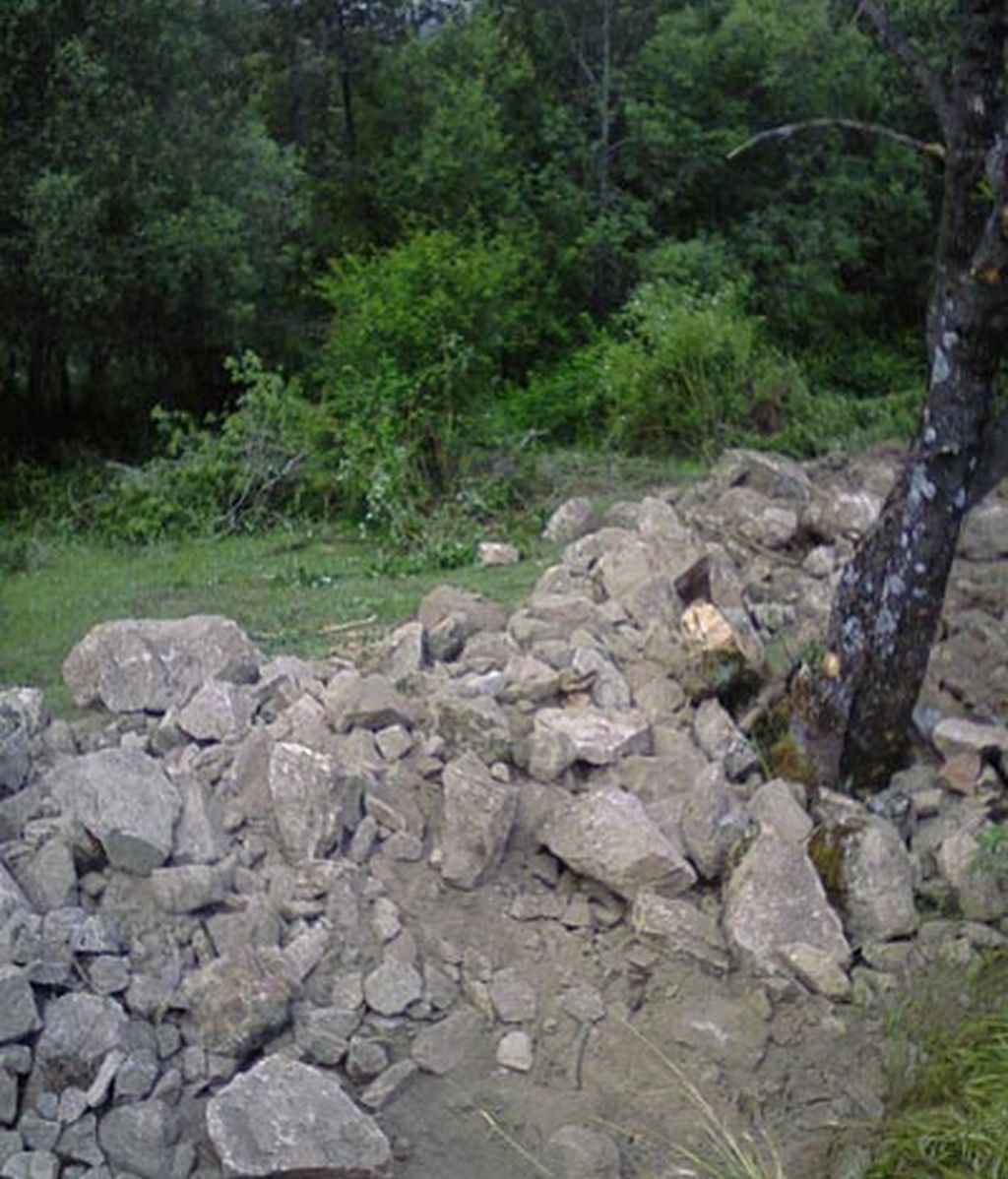 El zulo está en una zona cercana a Las Rozas. Vídeo:Informativos Telecinco