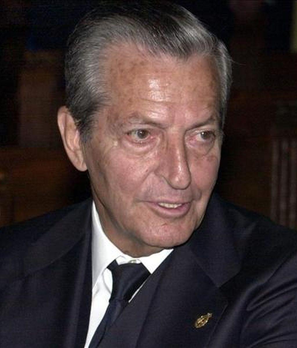 El ex presidente del Gobierno Adolfo Suárez. EFE/Archivo