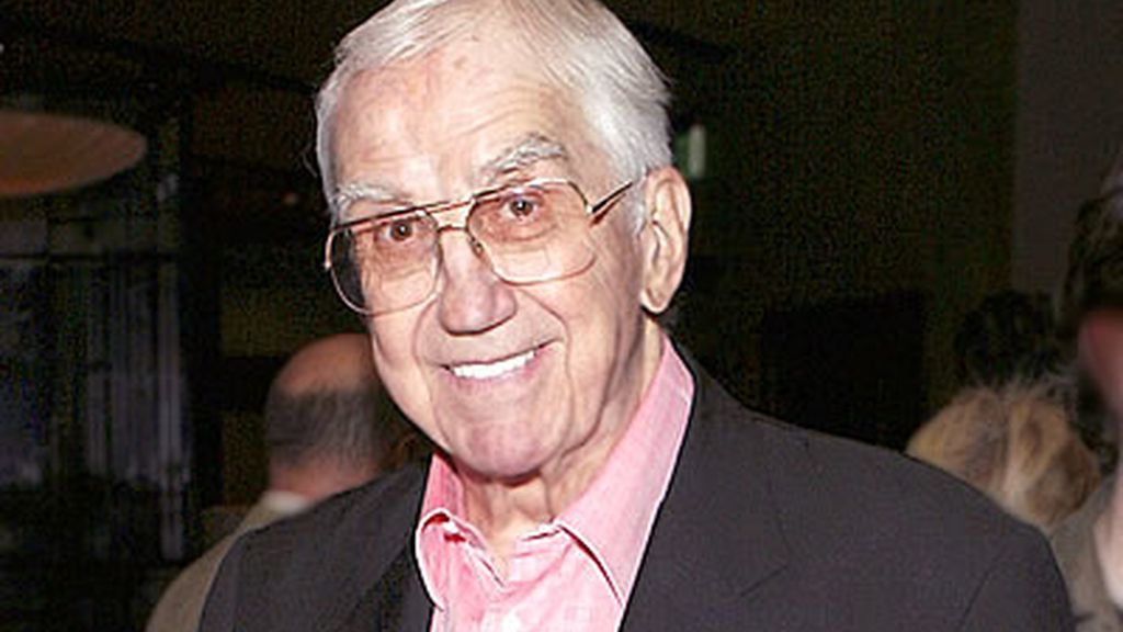 Ed McMahon, fallecido hoy en Los Ángeles.