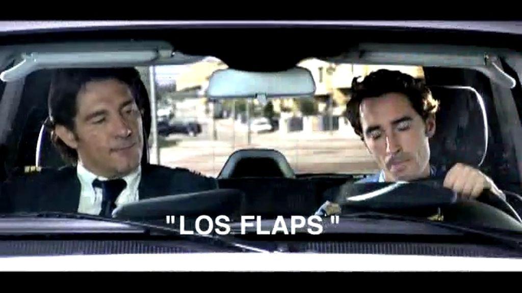 Los pilotos 1x08: 'Los flaps'