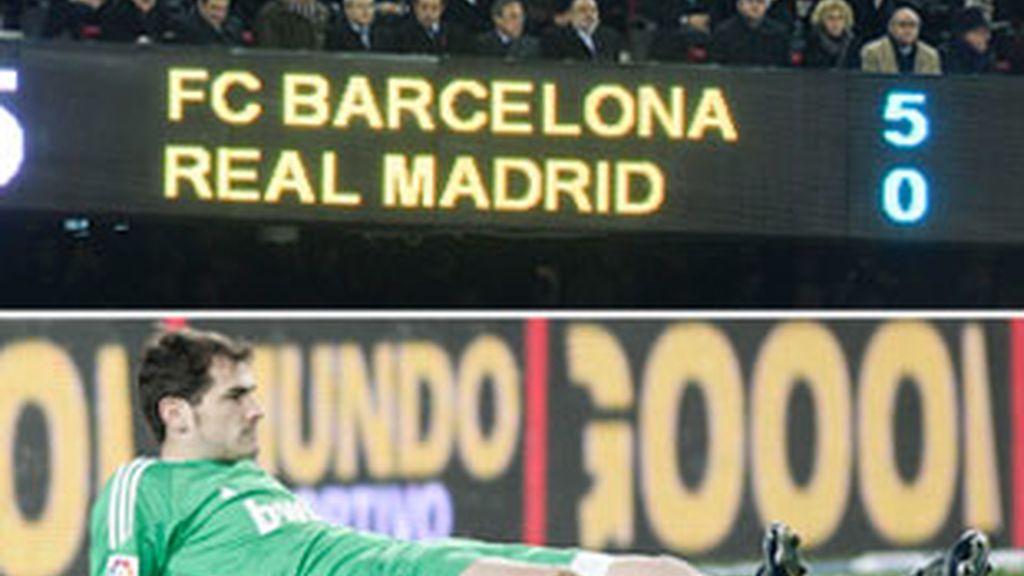 La manita del Barça al Madrid traerá cola. Foto: GTres