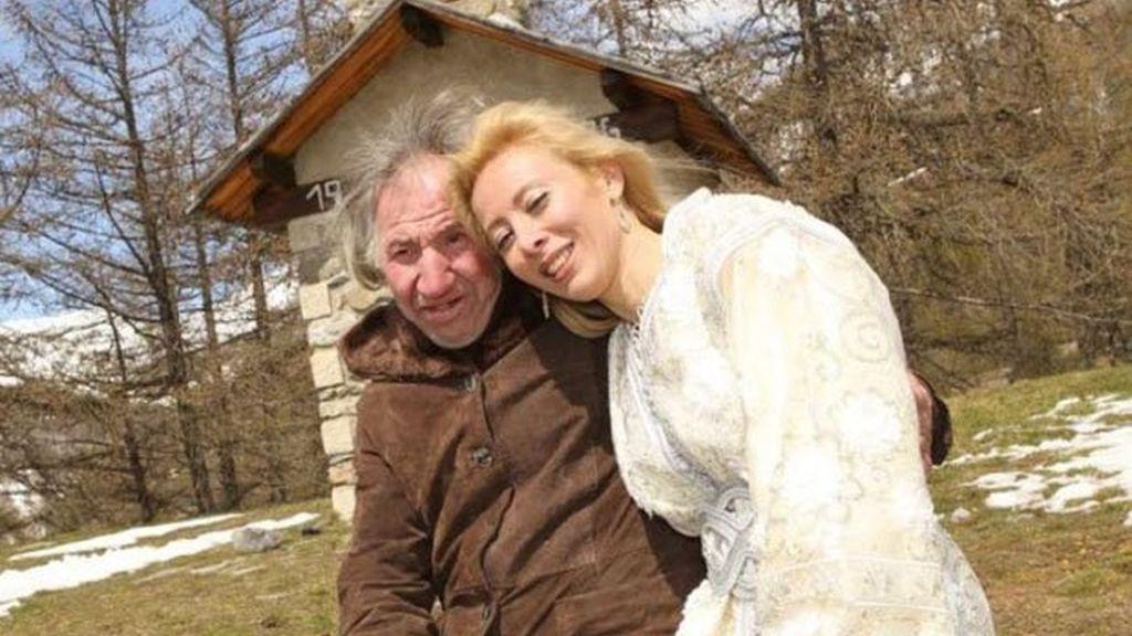 Matrimonio de anciano y mujer sin herencia