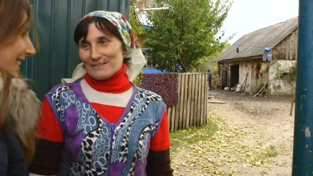 Las madres subrogadas son captadas en las aldeas que rodean Kiev