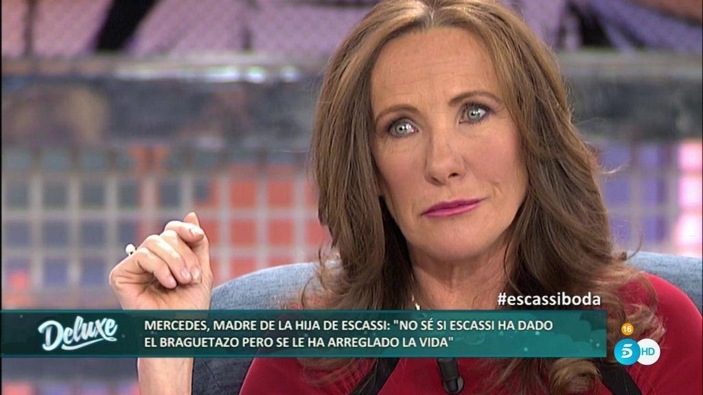 """Barrachina, de su ex pareja Escassi: """"Su nueva mujer le ha solucionado la vida"""""""