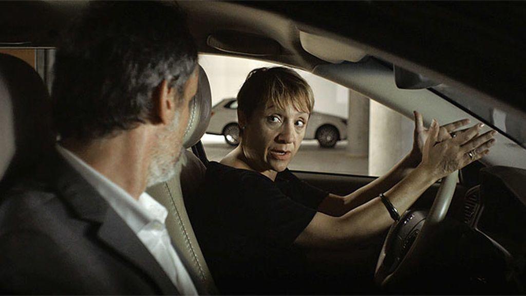 """Alicia, a Juan, sobre la desaparición de su sobrina: """"Todo apunta a que fuiste tú"""""""