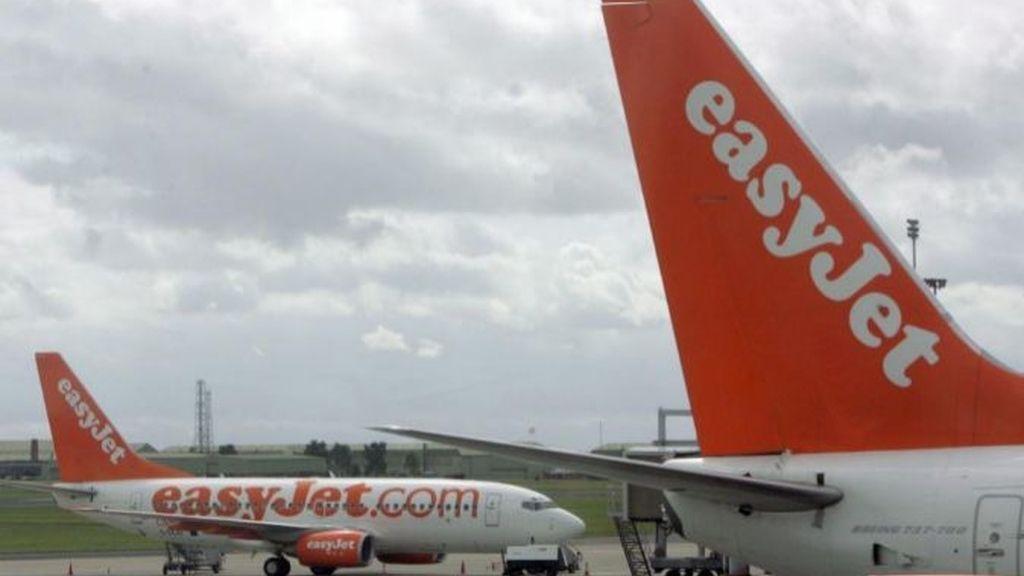 Aviones de EasyJet
