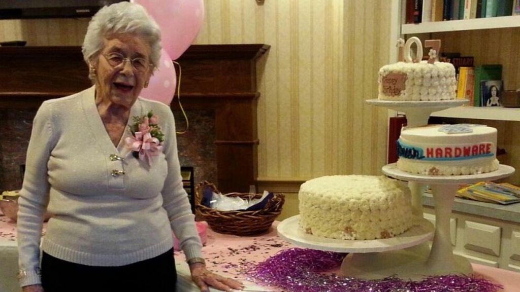 Donan 51.500 euros para que una mujer de 108 años permanezca en una residencia