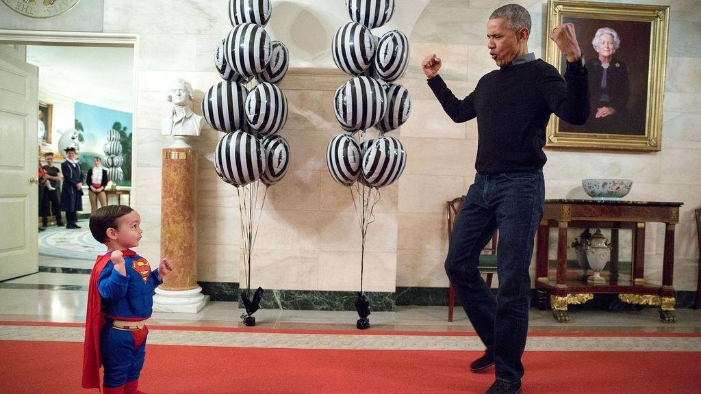 El presidente de Estados Unidos muestra en las redes su faceta más desconocida