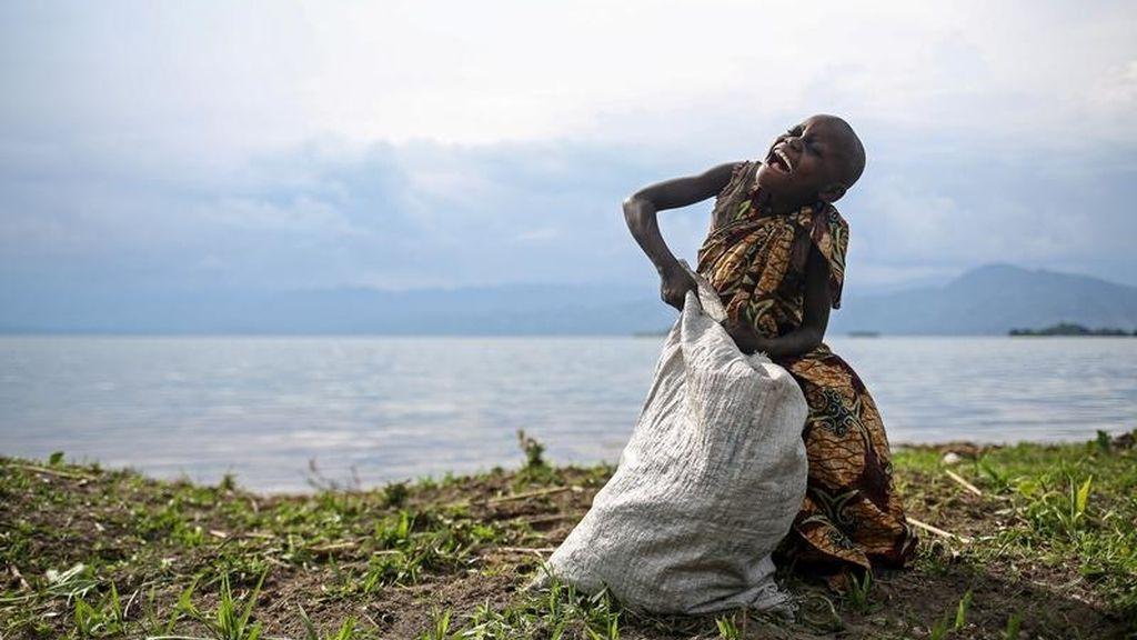 Trabajando en el Congo