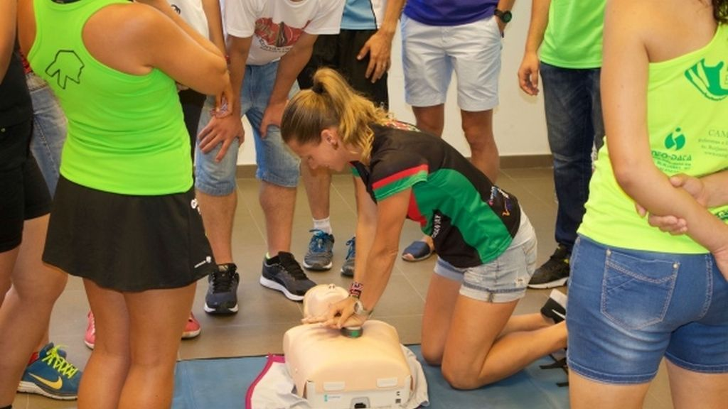 prueba de esfuerzo, RCP (Reanimación Cardiopulmonar), running