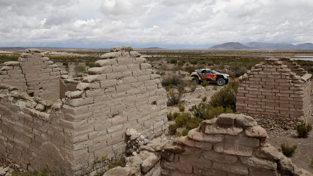 El Dakar pasa por Bolivia