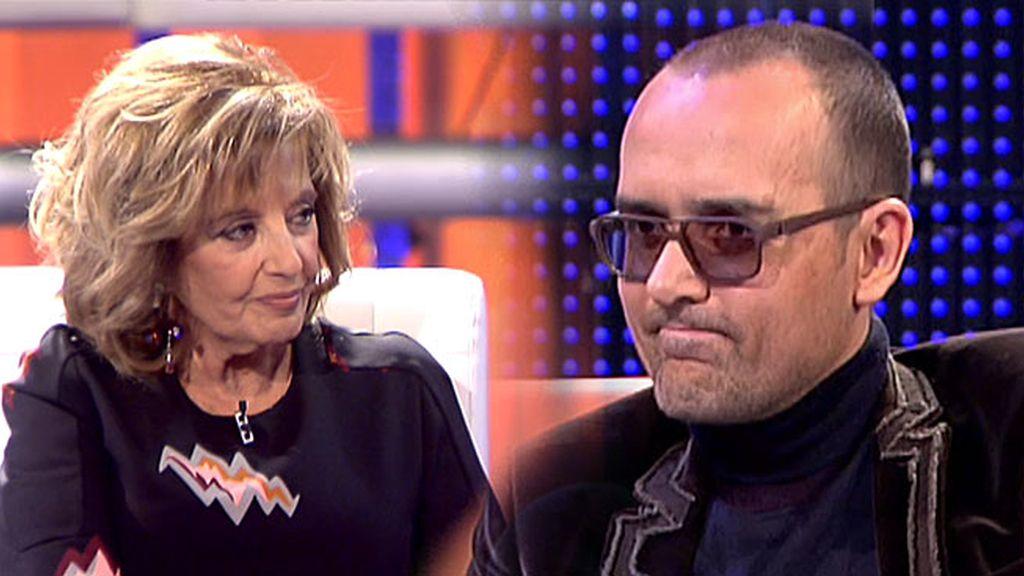Risto consigue lo imposible: Mª Teresa Campso cuenta su gran secreto en televisión