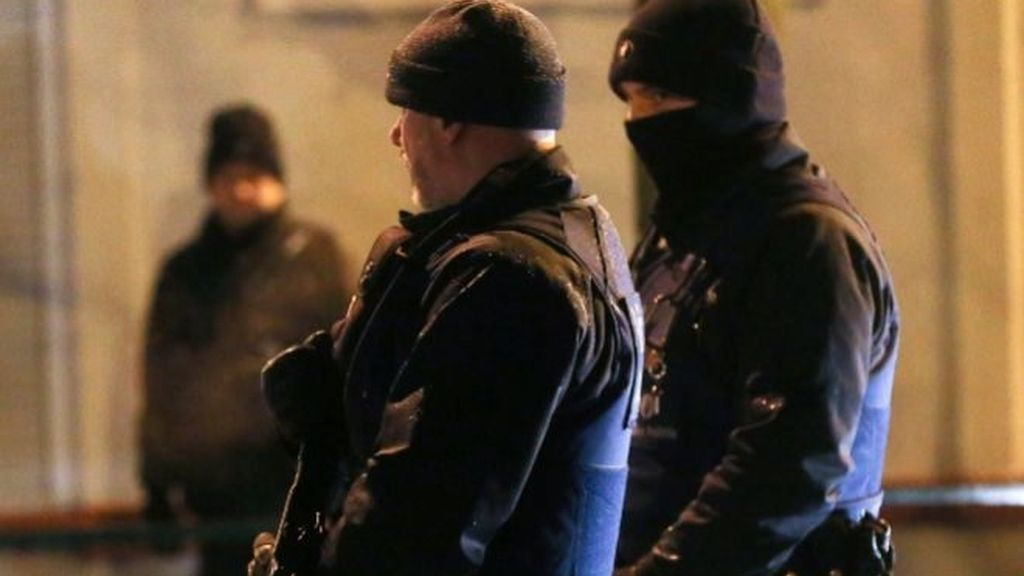 Policía Molenbeek
