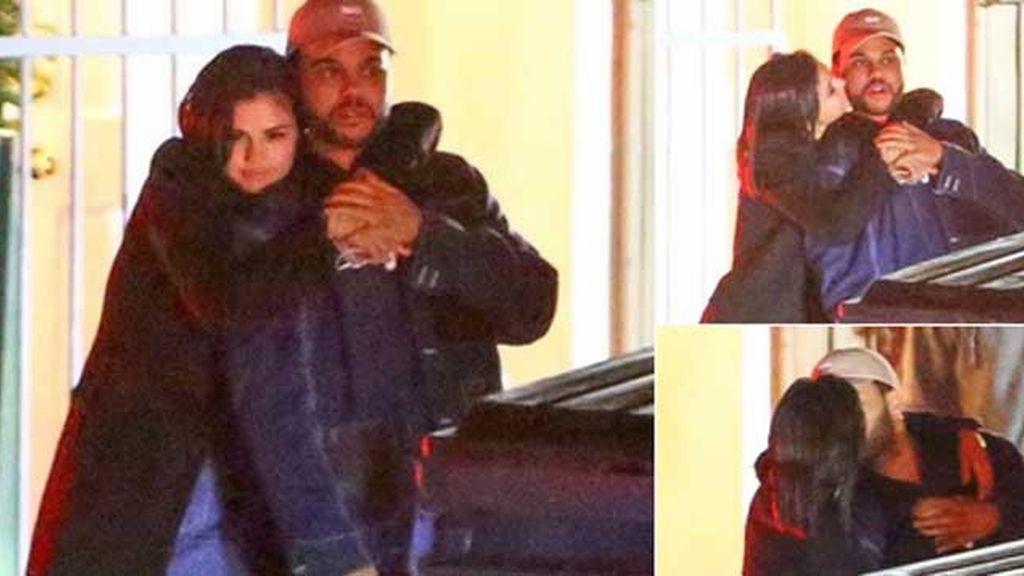 Selena Gomez y The Weeknd