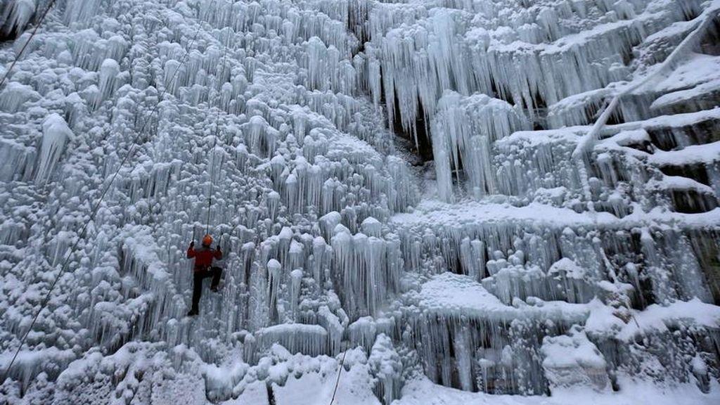 Paredes de hielo