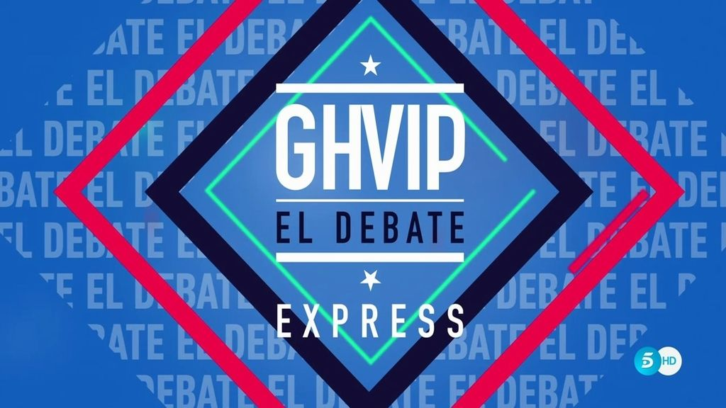 El debate de 'GH VIP' (15/01/2017) HD
