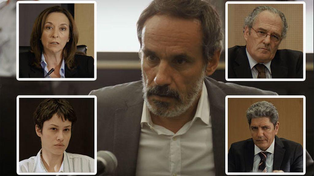 Vista previa: Juan Elías, ante la juez del caso, el fiscal y la acusación particular