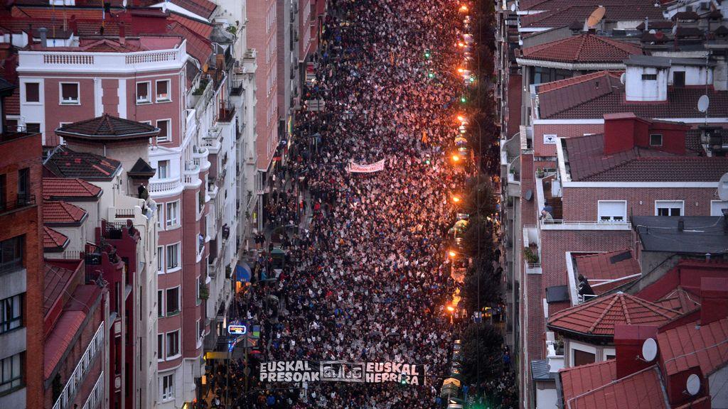 Manifestación Bilbao
