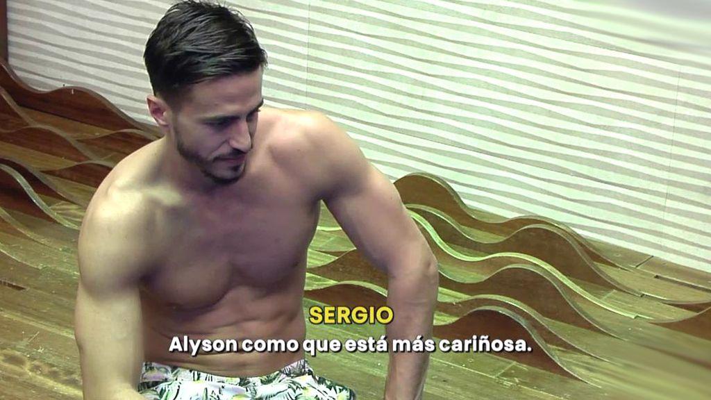"""Marco Ferri repasa a las mujeres de la casa con Sergio: """"Veo 'feeling' con Ivonne"""" 💗"""