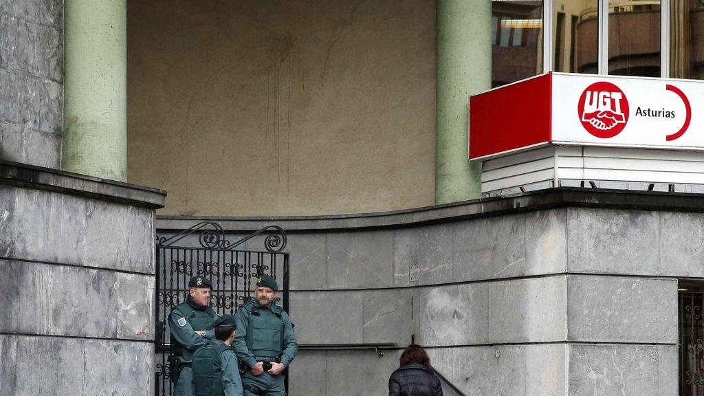 Detenido el exsecretario general de UGT en Asturias, Justo Rodríguez Braga