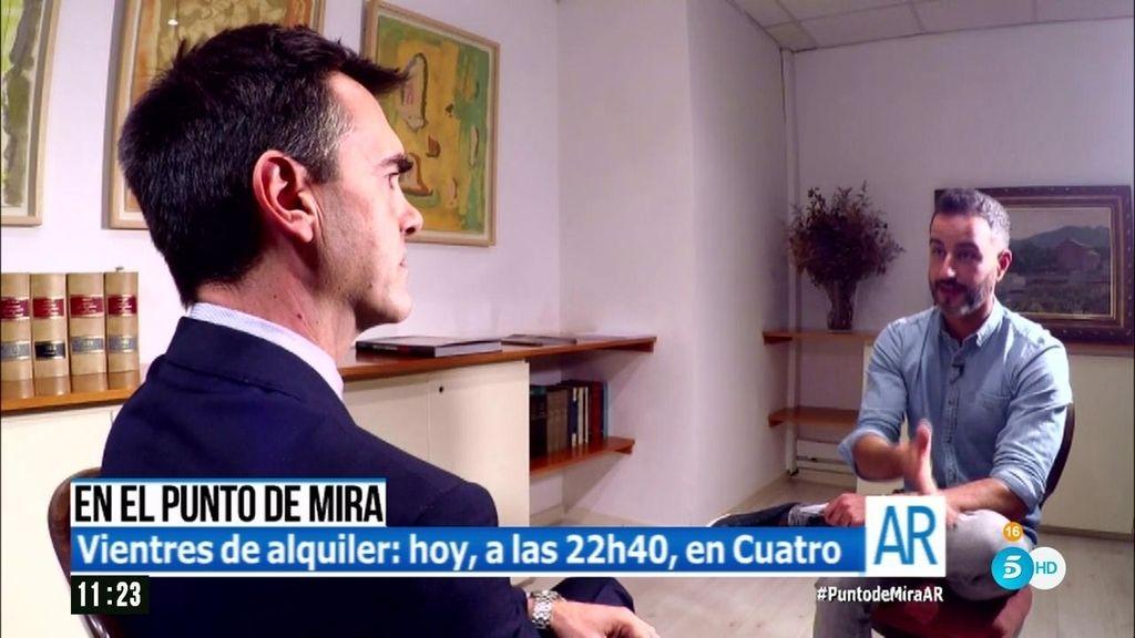 'En el Punto de Mira': La maternidad subrogada en España