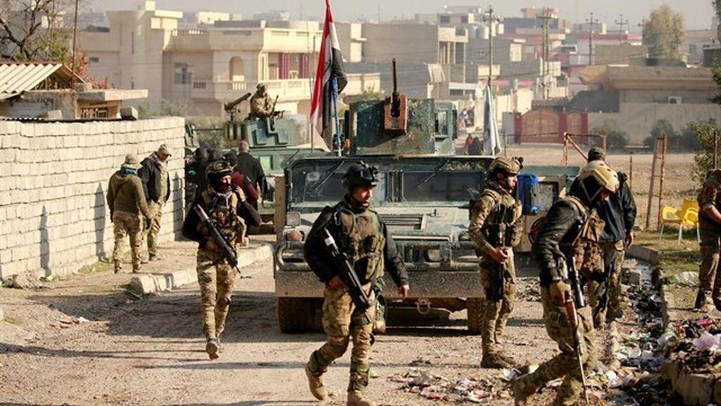 Irak liberado