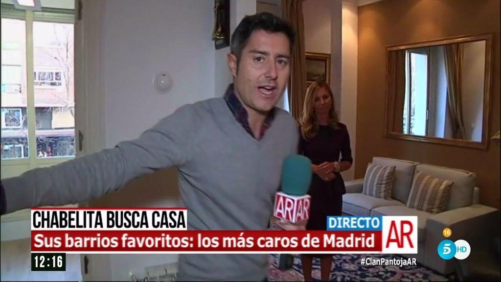 ¿Es esta la casa que ha elegido Chabelita para vivir en el centro de Madrid?