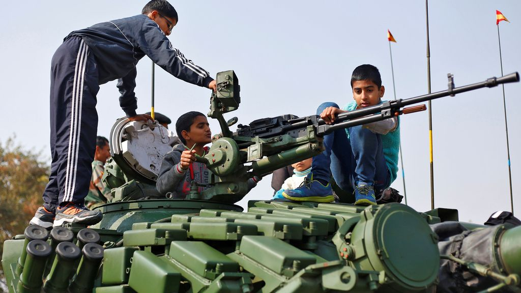 Un tanque al servicio de todos